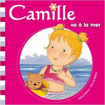 Camille va à la mer T16