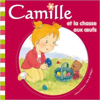 Camille et la chasse aux oeufs T21