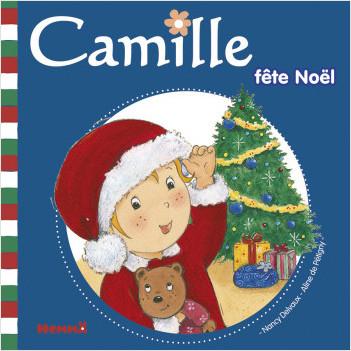 Camille fête Noël T25