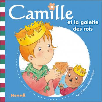 Camille et la galette des rois T26