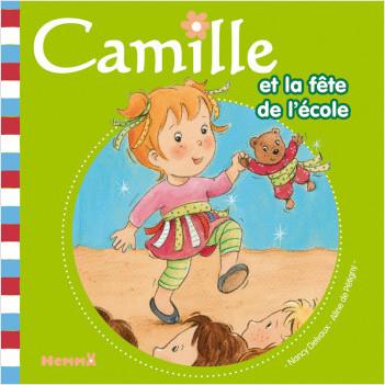 Camille et la fête à l'école T27