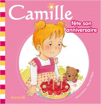 Camille fête son anniversaire T31