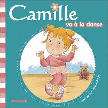Camille va à la danse T35