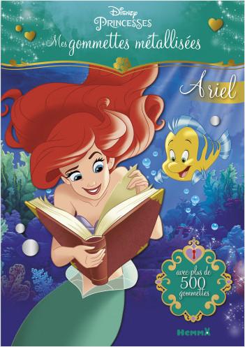 Disney Princesses - Mes gommettes métallisées (Ariel)