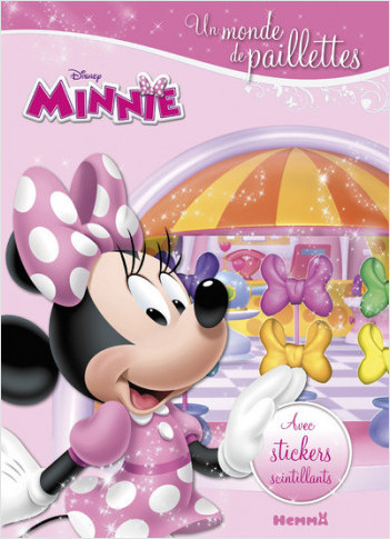 Disney Minnie Junior - Un monde de paillettes