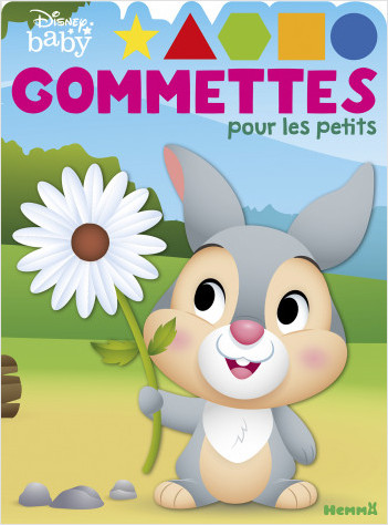 Disney Baby - Gommettes pour les petits (Panpan)