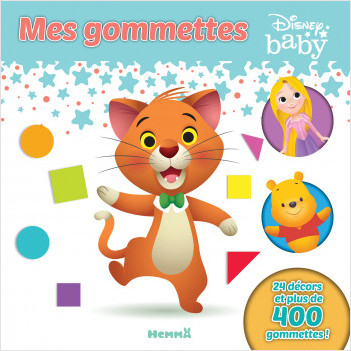 Disney Baby - Mes gommettes (Aristochats)