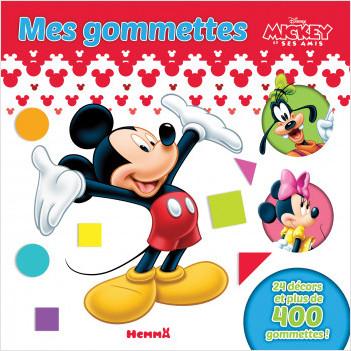 Disney Mickey et ses amis - Mes gommettes