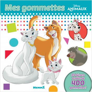 Disney Animaux - Mes gommettes