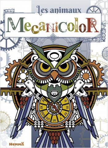Mecanicolor - Les animaux (Hibou)