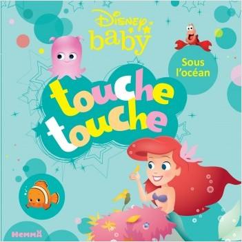 Disney Baby - Touche touche - Sous l'océan