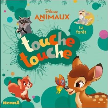 Disney Animaux - Touche touche - La forêt