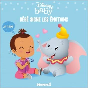 Disney Baby - Langue des signes - Bébé signe les émotions