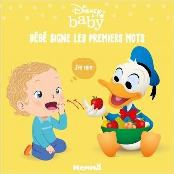 Disney Baby - Langue des signes - Bébé signe les premiers mots