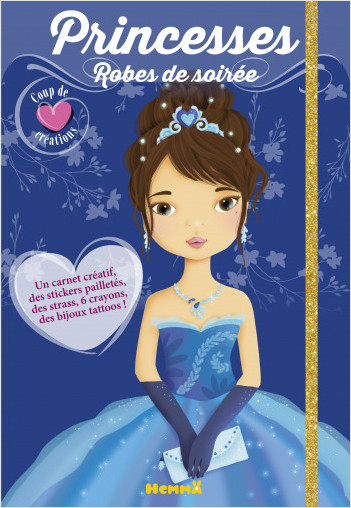 Princesses, Robes de soirée - Coup de coeur créations