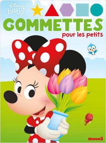 Disney Baby - Gommettes pour les petits (Minnie)