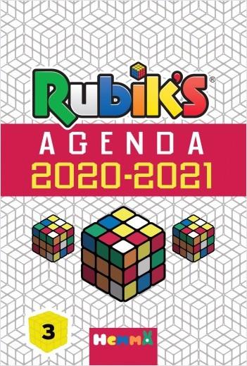 Rubik's - Agenda scolaire 2020-2021