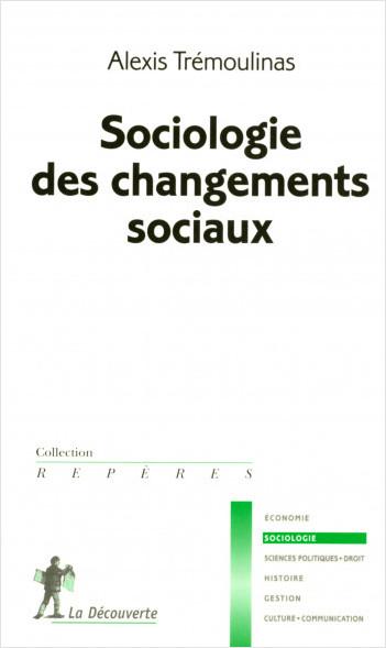 Sociologie des changements sociaux