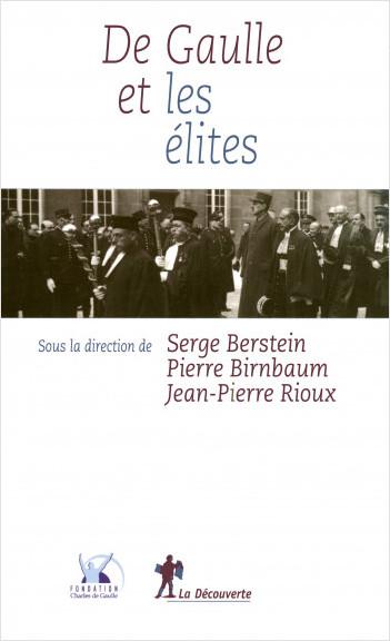 De Gaulle et les élites