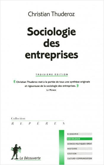 Sociologie des entreprises