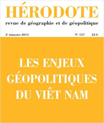 Les enjeux géopolitiques du Viêt Nam