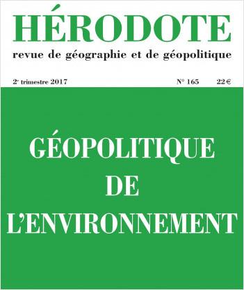 Géopolitique de l'environnement
