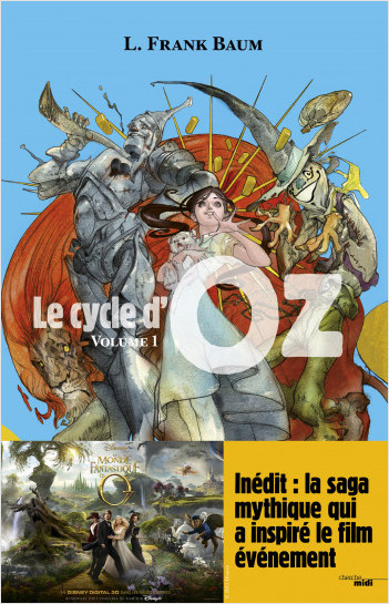 Le Cycle d'Oz - Volume 1