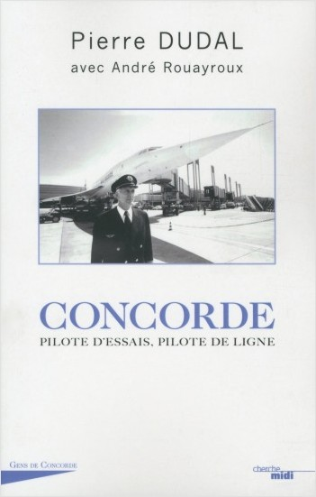 Concorde : pilote d'essais, pilote de ligne
