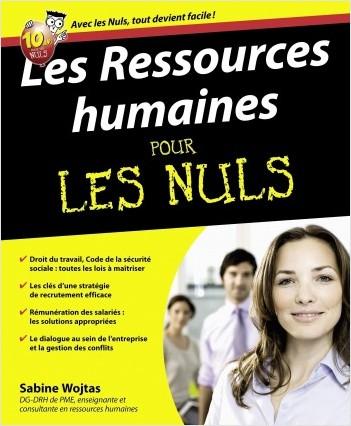 Les Ressources humaines pour les Nuls