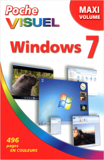 Poche Visuel Windows 7, Maxi Volume
