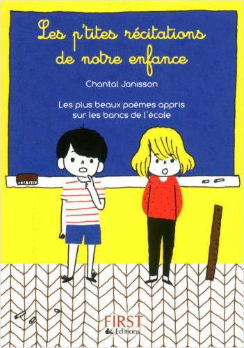 Petit livre de - P'tites récitations de notre enfance