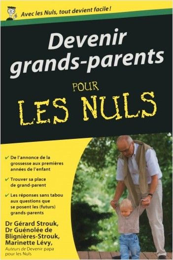 Devenir grands-parents poche pour les Nuls