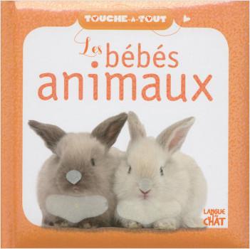 Touche-à-tout - Les bébés animaux
