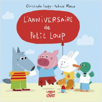 Chatouille - L'anniversaire de Petit Loup