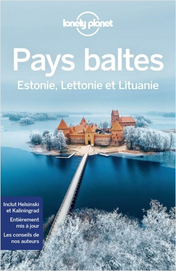 Pays Baltes - 4ed