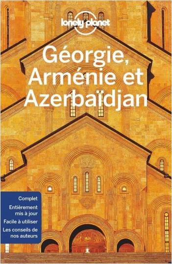 Georgie, Arménie et Azerbaidjan - 1ed