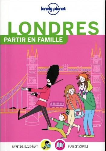 Londres Partir en famille - 6ed