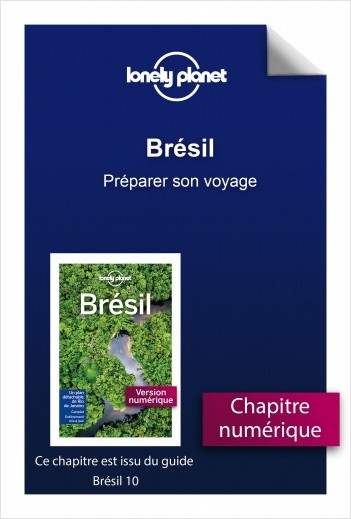 Brésil - Préparer son voyage