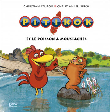 Pitikok et le poisson à moustaches - version animée