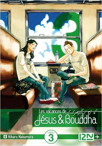 Les vacances de Jésus et Bouddha - tome 3