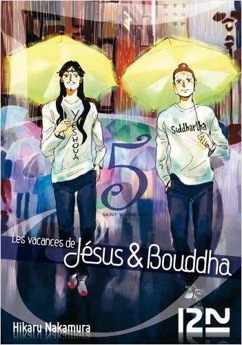 Les vacances de Jésus et Bouddha - tome 5