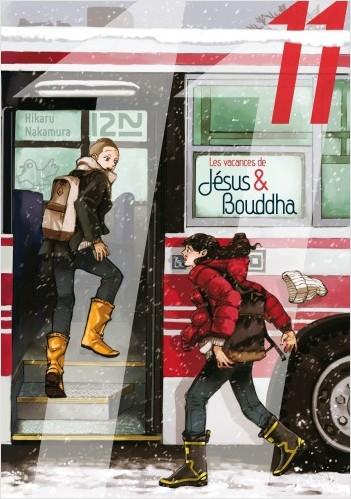 Les vacances de Jésus et Bouddha - tome 11