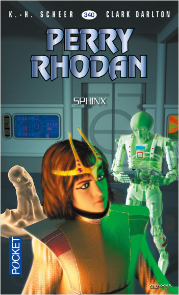 Perry Rhodan n°340 - Sphinx