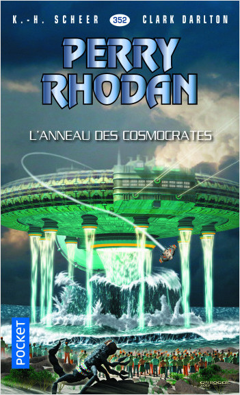 Perry Rhodan n°352 - L'Anneau des Cosmocrates