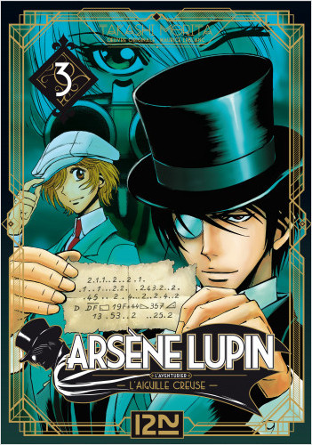 Arsène Lupin - tome 03