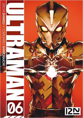 ULTRAMAN - tome 06
