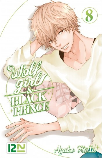 Wolf Girl & Black Prince - tome 08