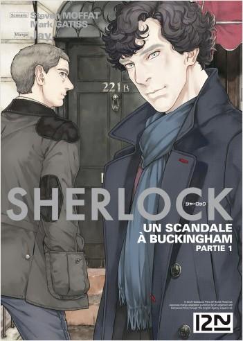 Sherlock - épisode 04 : Un scandale à Buckingham