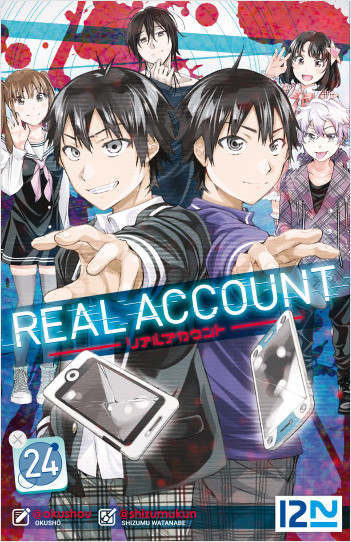 Real Account - Tome 24