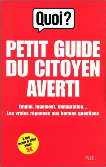 Petit guide du citoyen averti